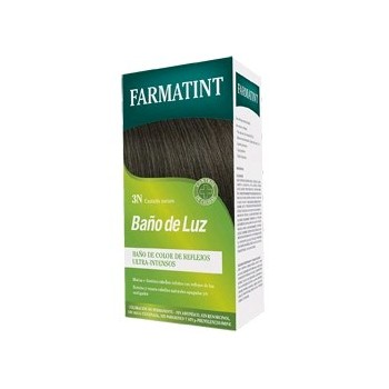 FARMATINT Baño color 1N Negro