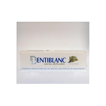 DENTIBLANC Pasta dentífrica encias delicadas 100 ml