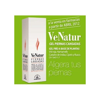 EL NATURALISTA Venatur gel piernas cansadas 200 ml