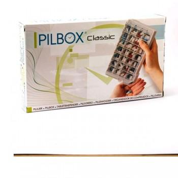 PILBOX Classic pastillero semanal
