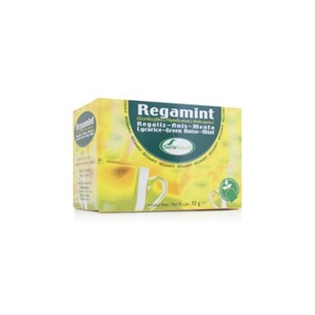 SORIA NATURAL Regamint infusión 20 filtros