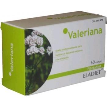 ELADIET Valeriana fitotablet 60 comp
