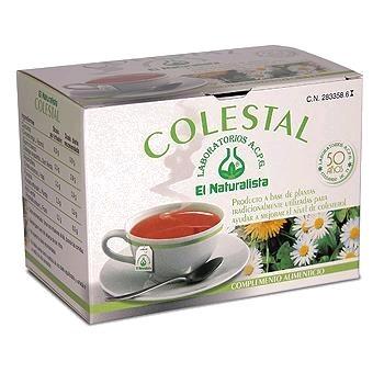 EL NATURALISTA Colestal infusión 20 filtros