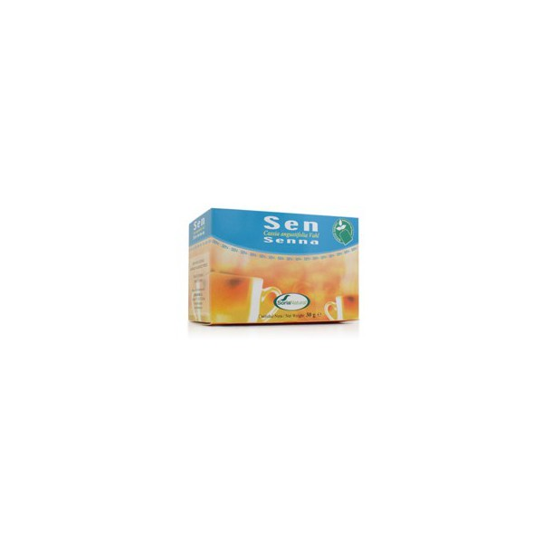 SORIA NATURAL Sen infusión 20 filtros