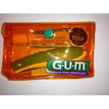 GUM Kit de viaje Paroex