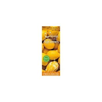 PRANAROM Aceite esencial de cítricos 30 ml