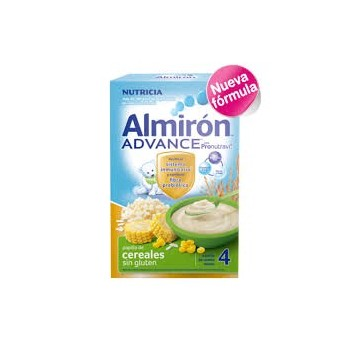 ALMIRON Advance Cereales s/gluten 600g