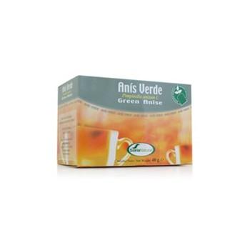 SORIA NATURAL Anis verde infusión 20 filtros