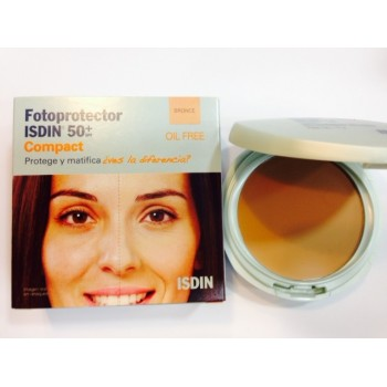 ISDIN Fotoprotector compact SPF50+ Bronze