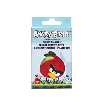 ANGRY BIRDS Tiritas de Peluche12uds
