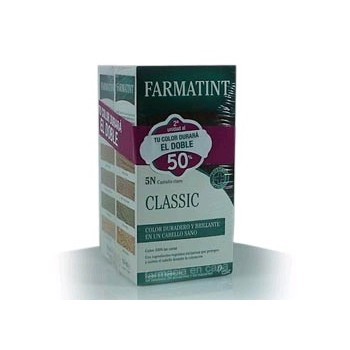 FARMATINT 5N Castaño Claro DUPLO -50% 2ª ud