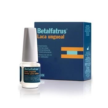 BETALFATRUS Laca ungueal 3,3 ml