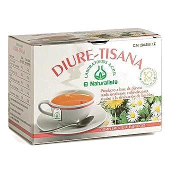 EL NATURALISTA Diure-Tisana 20 filtros