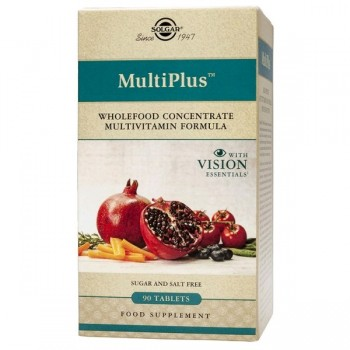 SOLGAR Multiplus Vision 90 comprimidos