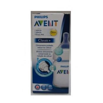 AVENT Biberón Classic+ 0% BPA 125ml