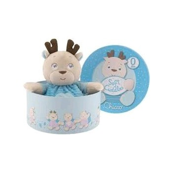 CHICCO Soft Cuddles Peluche Azul