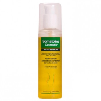 SOMATOLINE Aceite Serum Anticelulítico Intensivo 125ml