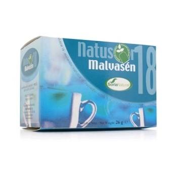 SORIA NATURAL Natusor 18 malvasen 20 filtros