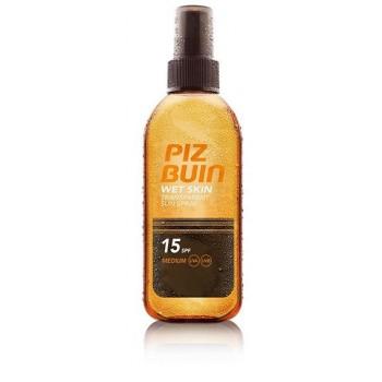 PIZ BUIN Wet Skin Spray 15 SPF 150ml