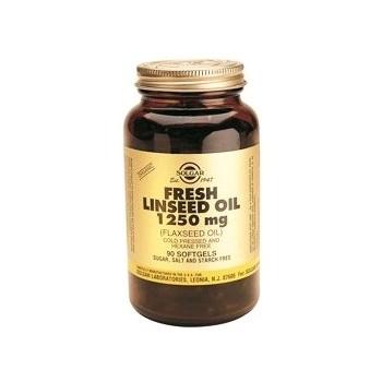 SOLGAR Aceite de Linaza 1250mg 100 perlas
