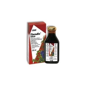 FLORADIX Jarabe hierro+vitaminas 250ml