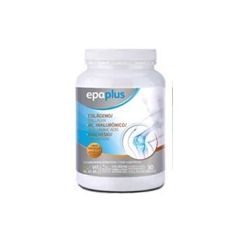 EPA PLUS Colágeno + Hialurónico + Magnesio + Vitaminas sabor vainilla 325g