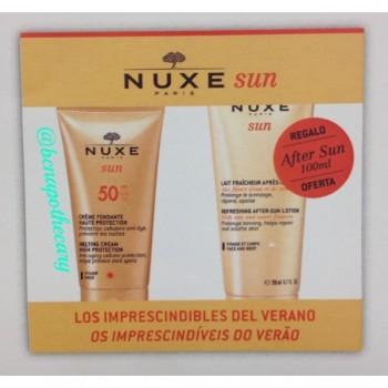 NUXE Sun SPF50 Crema 50ml Cofre