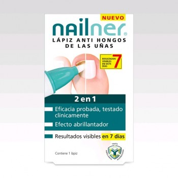 NAILNER 2 en 1 Stick antihongos uñas 4 ml