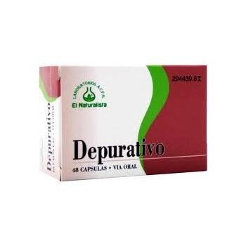 EL NATURALISTA Depurativo 48 cápsulas