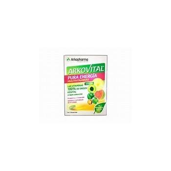 ARKOVITAL Pura Energía 50+ 30 comprimidos