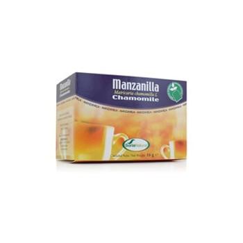 SORIA NATURAL Manzanilla infusión 20 filtros
