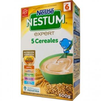 NESTLÉ Nestum 5 cereales 600g