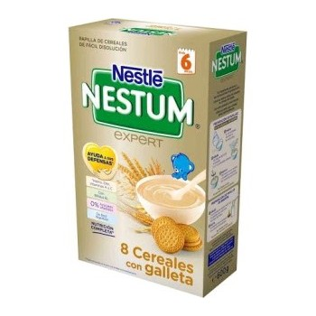 NESTLÉ Nestum 8 cereales galleta 1000g