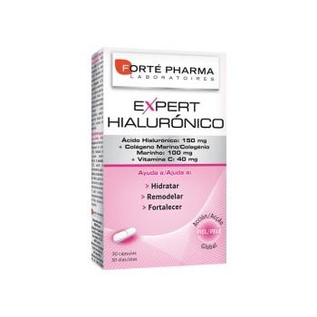 FORTE PHARMA Expert hialurónico 30 cápsulas