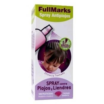 FULL MARKS Tratamiento piojos Spray 150ml
