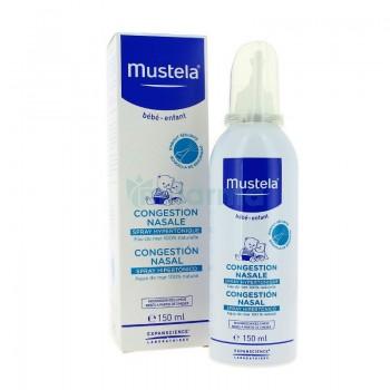 MUSTELA Higiene nasal Spray Hipertónico 150ml
