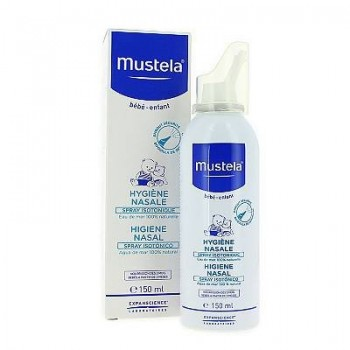 MUSTELA Higiene nasal Spray Isotónico 150ml