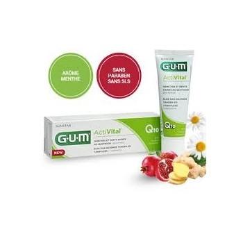 GUM Activital Pasta dental...