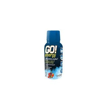 GO ENERGY Frutas del bosque 30ml