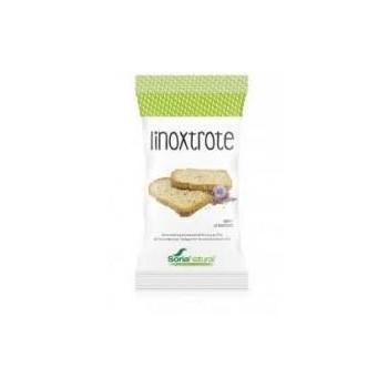 SORIA NATURAL Pan linoxtrote 15% semillas de lino 300g