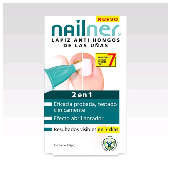 NAILNER 2 en 1 Stick antihongos uñas 4ml