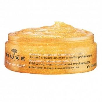 NUXE Exfoliante Corporal con Miel y Cristal de Azucar 175ml
