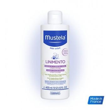 MUSTELA Linimento Higiene pañal 400ml