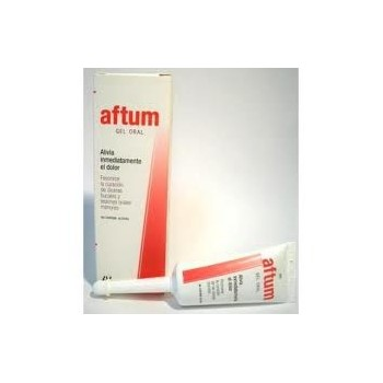 AFTUM FORTE Gel oral 15ml