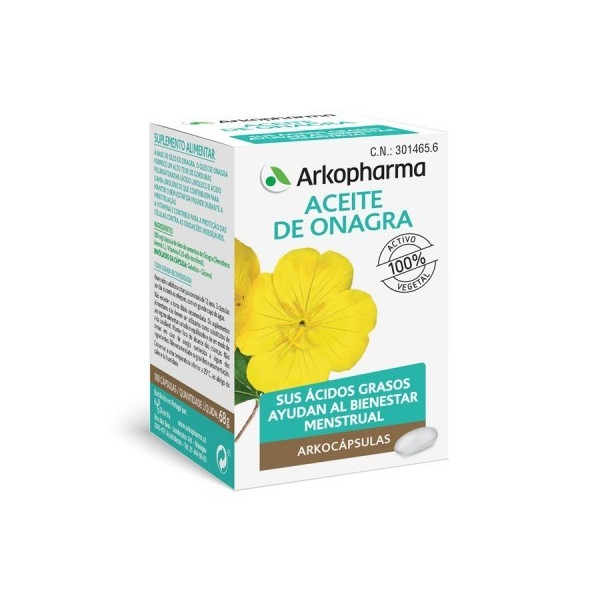 ARKOPHARMA Aceite Onagra 100cps