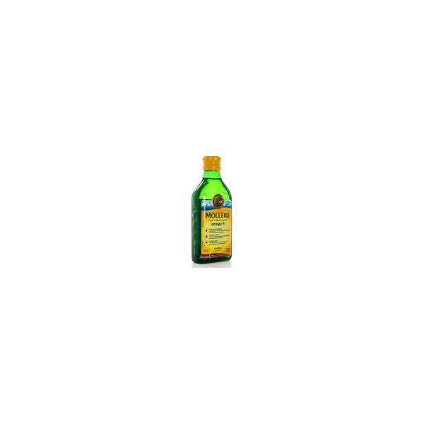 MOLLERS Omega 3 Líquido sabor limón 250ml