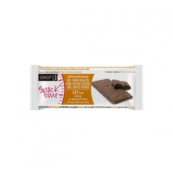 SIKEN FORM Galleta Chocolate con Leche Suizo 127 kcal