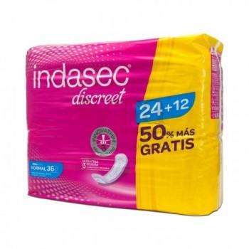 INDASEC Compresas Normal...