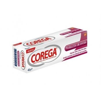 COREGA Proteccion de encias Crema Fijadora 40g