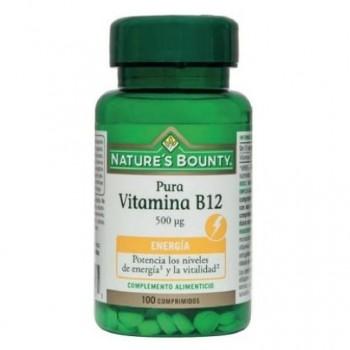 N BOUNTY Vitamina B12 500microg 100compr